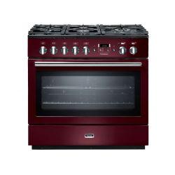 Cuisinière FALCON Professional+ FX 90 rouge - PROP90FXDFCY/C