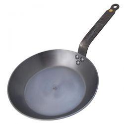 DE BUYER Poêle 36 cm avec contre-poignée - Mineral B Element