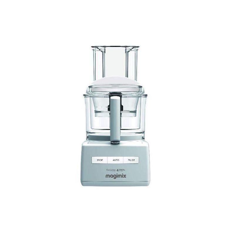 Magimix robot multifonctions blanc cuisine syst me 4200 xl for Robot cuisine multifonctions