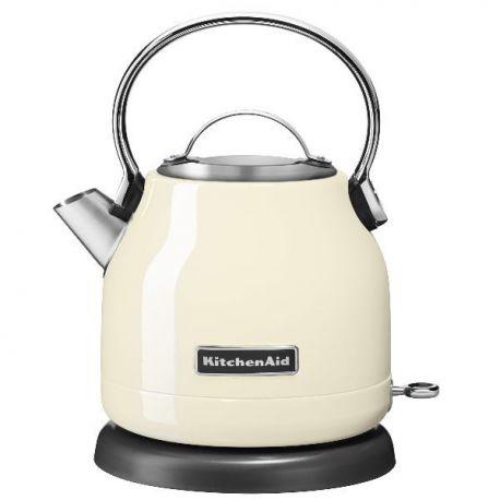 KITCHENAID Bouilloire 1.25 L Crème
