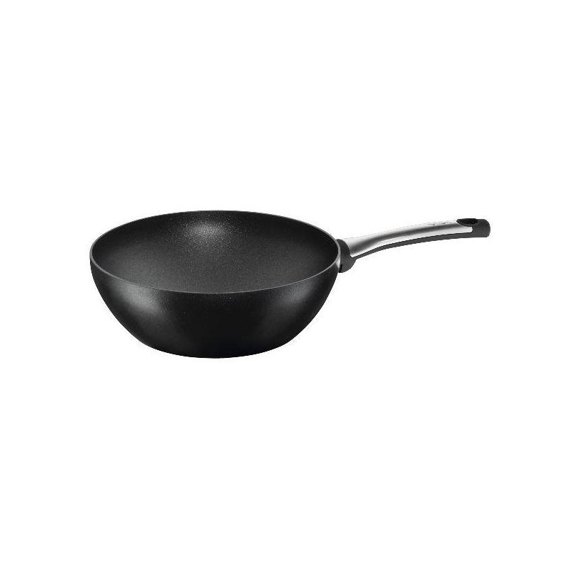Po le wok 28 cm 39 talent pro 39 crepieres sauteuses poeles inox revetue tefal pas cher - Poele tefal pas cher ...