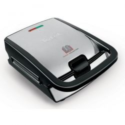 TEFAL SW853D12 Croque gaufre Snack Collection