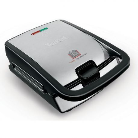 TEFAL Croque Gaufre Snack Collection - SW853D12