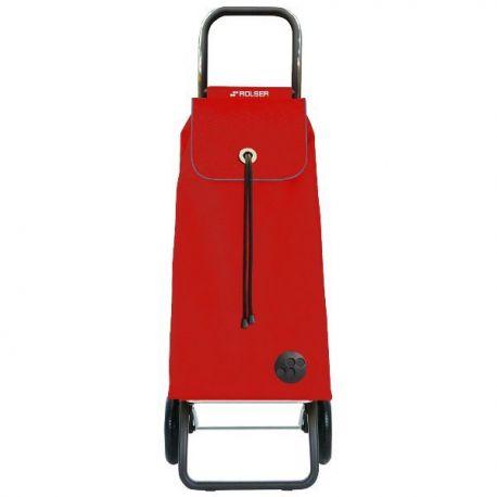 ROLSER Poussette de marché 43 L Rouge - Imax MF Convert RG