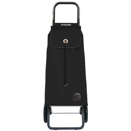 ROLSER Poussette de marché 43 L Noire - Imax MF Convert RG
