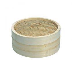 COSY & TRENDY Cuit vapeur 18 cm Bambou