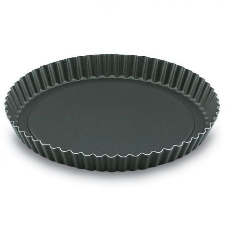 lacor moule tarte 24 cm fond amovible. Black Bedroom Furniture Sets. Home Design Ideas