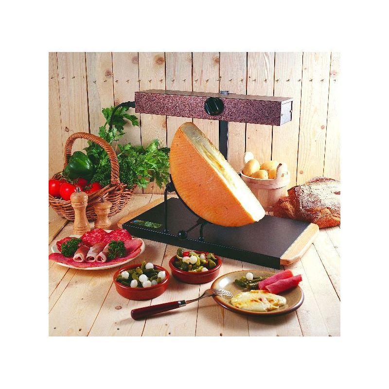 Bron Coucke rampe raclette 1/2 meule montagnard