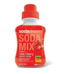 SODASTREAM Concentré 500 ml - Saveur Cola Cherry / Cerise