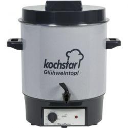 KOCHSTAR Stérilisateur électrique avec thermostat et robinet