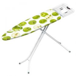 GIMI Table à repasser 122 x 38 cm - Royale