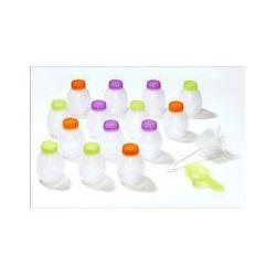 LAGRANGE Lot 14 bouteilles pour yaourts à boire