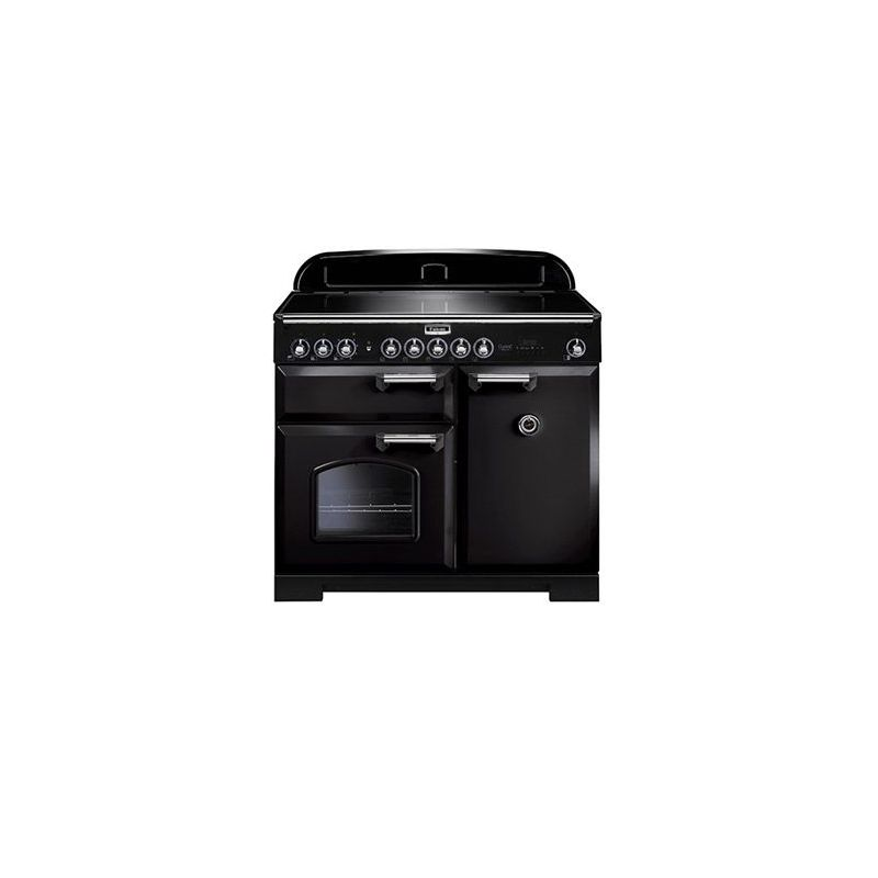 cuisini re falcon classic deluxe induction 100 noire. Black Bedroom Furniture Sets. Home Design Ideas