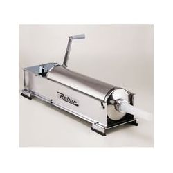 REBER Ensacheuse manuelle à 2 vitesses en inox 12 kg