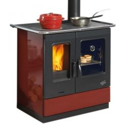 GODIN - 241100CARMIN cuisinière à bois Armonnie