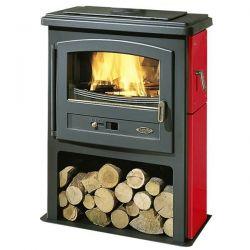GODIN - 363101R Poele à bois Eco rubis