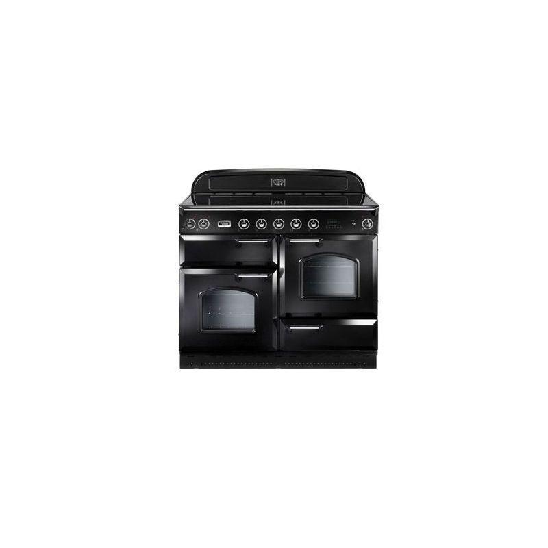 cuisini re falcon classic 110 induction noir chrome cla110eibl c eu. Black Bedroom Furniture Sets. Home Design Ideas
