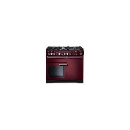 Cuisinière FALCON Professional + 100 deluxe rouge - PDL100DFCY/C