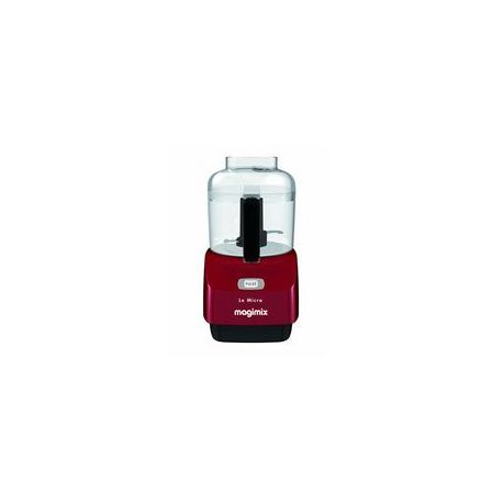 MAGIMIX Robot le micro rouge 18114F