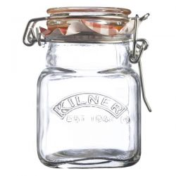 KILNER Bocal à épices carré 70 ml