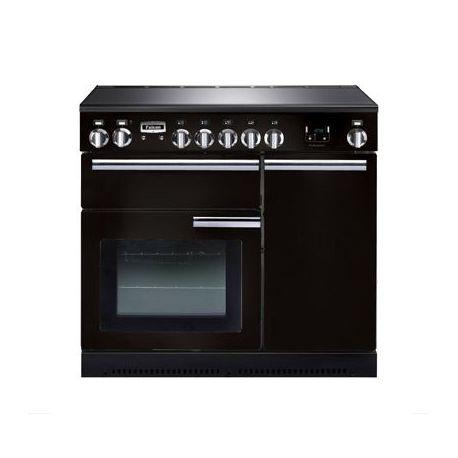 Cuisinière FALCON Professional + 90 induction noire - PROP90EIGB/C