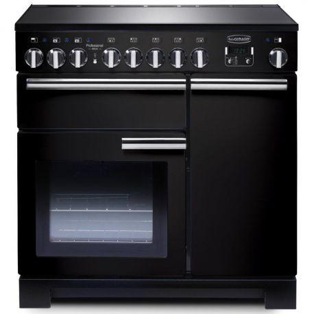 Cuisinière FALCON Professional Deluxe 90 induction noire - PDL90EIGB/C