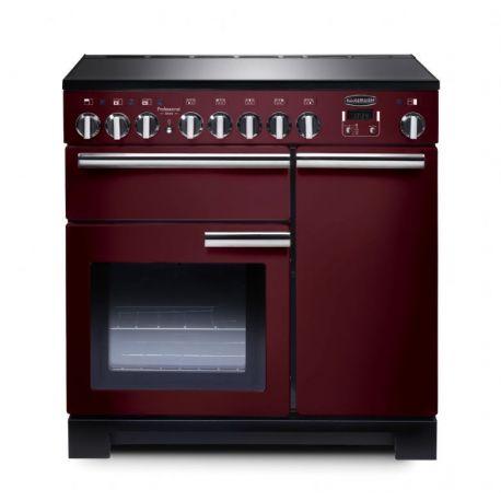 Cuisinière FALCON Professional Deluxe 90 induction rouge - PDL90EICY/C