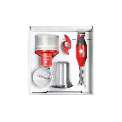 Mixeur BAMIX Box Swissline Rouge M200 MX105077 Edition limitée