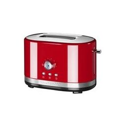 KITCHENAID - Grille pain 2 tranches retro rouge