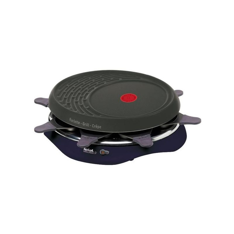TEFAL RE5114 Raclette grill Simply invents
