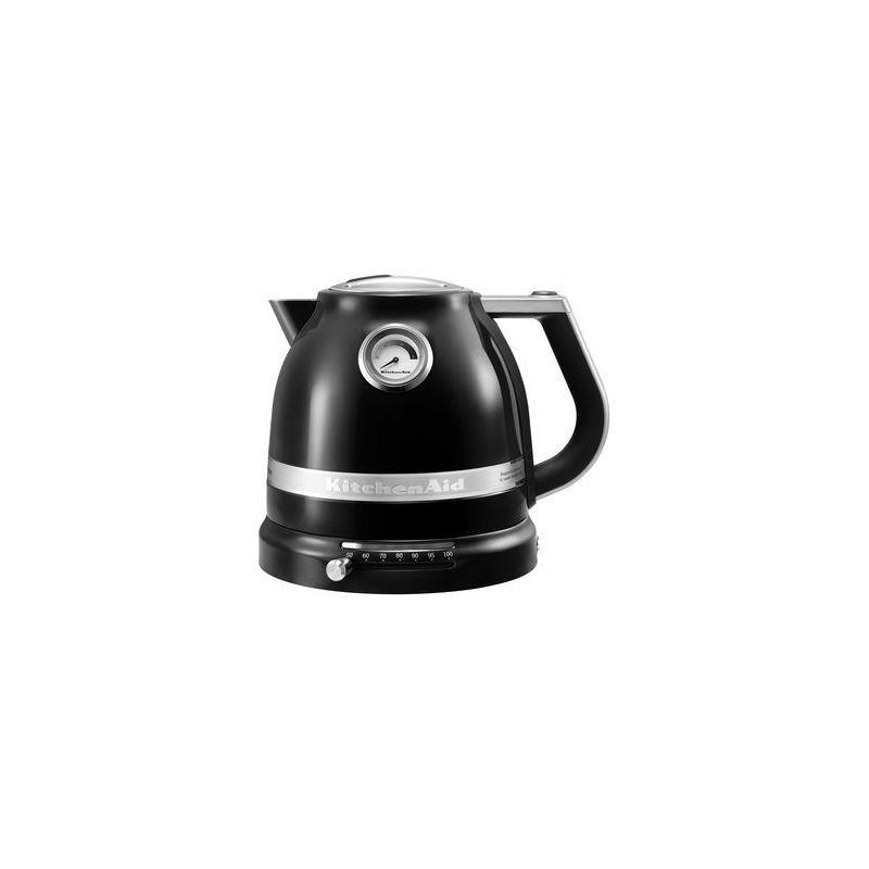 KITCHENAID Bouilloire artisan Noire onyx - 5KEK1522EOB