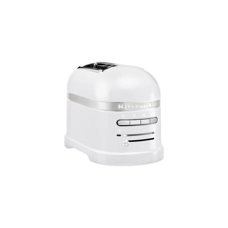 Grill pain KITCHENAID Artisan blanc givré - 5KMT2204EFP