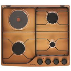 DE DIETRICH Table de cuisson mixte DPE7610FM