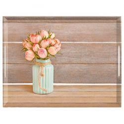 EMSA Plateau 40 x 21 cm - Roses Vintage