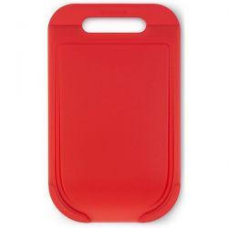 BRABANTIA Planche à découper 20 x 33 cm Rouge - Tasty Colours