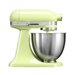 KITCHENAID Mini Robot pâtissier 3.3 L sur socle Vert Amande - Artisan - 5KSM3311XEHW