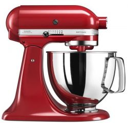 KITCHENAID Robot Pâtissier sur socle 4,8 L Rouge Empire - Artisan - 5KSM125EER