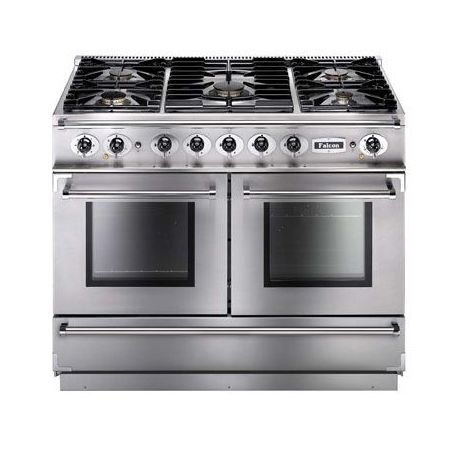 Cuisinière FALCON Continental 1092 Mixte inox - FCONDFSS/CG