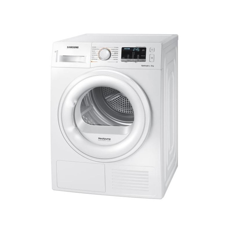 seche linge condensation samsung dv80m50101w pompe a chaleur avis. Black Bedroom Furniture Sets. Home Design Ideas