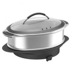MAGIMIX Panier vapeur XXL pour robot cuiseur Cook Expert - 17277