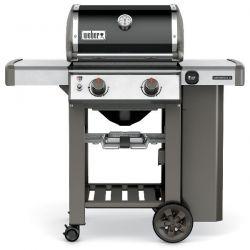 WEBER Barbecue gaz Noir - Genesis II E-210 GBS