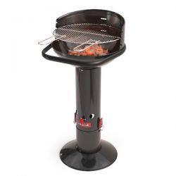 BARBECOOK Barbecue charbon de bois Loewy Black 45
