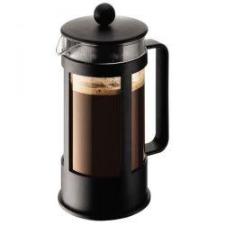 BODUM Cafetière à piston 3 Tasses Noire - Kenya