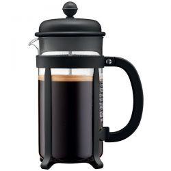 BODUM Cafetière à piston 8 tasses Noire - Java