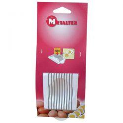 METALTEX Coupe œuf fils inox