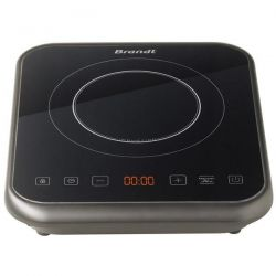 BRANDT Table induction posable - 1 foyer 26 cm