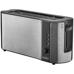 SIMEO Grille-pain inox - GPL200