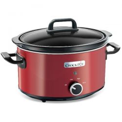 CROCK POT Mijoteuse électrique 3.5 L Rouge - Crock Pot - SCV400RD-050