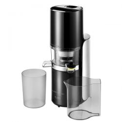RIVIERA & BAR EXTRACTEUR DE JUS 200W 55TR/MN 4PRO 3 TAMIS 2GOULOTTES TOUCHES TACTILES ALU
