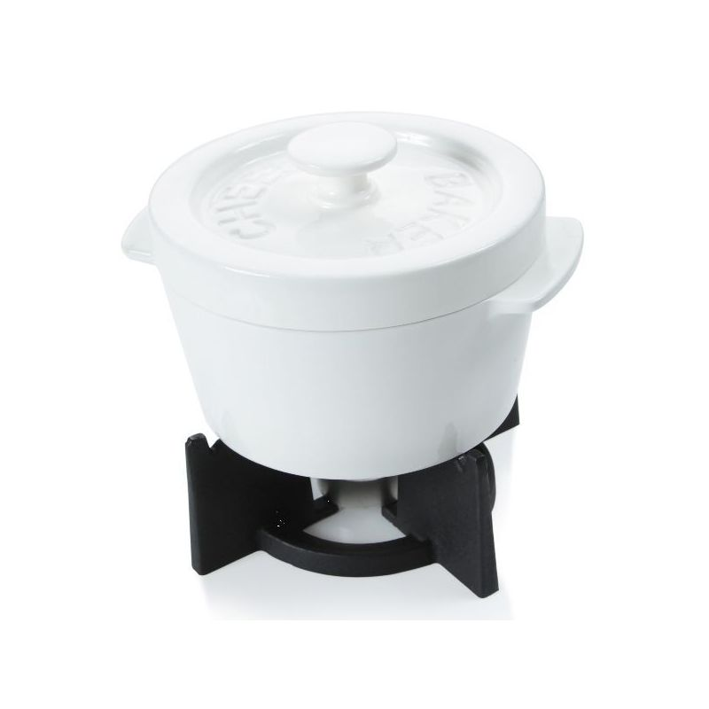 Boska Service à fondue camembert